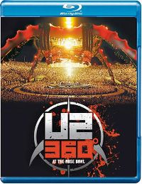 Cover U2 - 360° At The Rose Bowl [DVD]